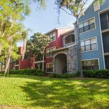 Rental info for Grande Oasis at Carrollwood in the Tampa area
