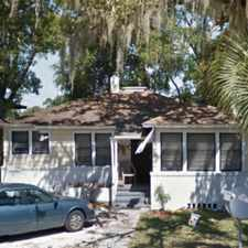 Rental info for New Home on Hawthorne Street in the Panama Park area