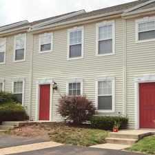 Rental info for Pennsburg Commons