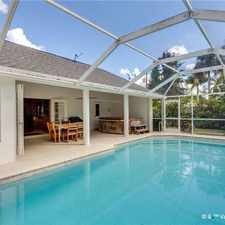 Rental info for Quiet Retreat, 3 Bedrooms, Heated Private Pool, Sleeps 6