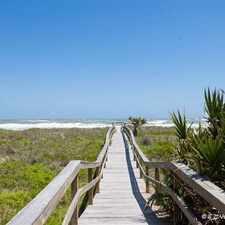 Rental info for Seaside Bungalow, 3 bedrooms, Beach Side, Vilano Beach, St Augustine