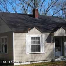 Rental info for 906 Rood St.