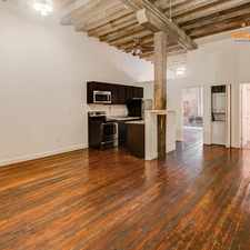 Rental info for 507 North Paca Street in the Seton Hill area