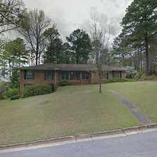 Rental info for Single Family Home Home in Tuscaloosa for For Sale By Owner