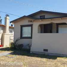 Rental info for 7144 Holly Street in the Arroyo Viejo area