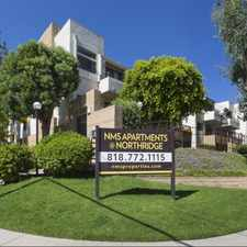 Rental info for 14. NMS @ Northridge in the Los Angeles area