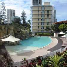 Rental info for Fully furnishes appartment with ocean views in the Surfers Paradise area