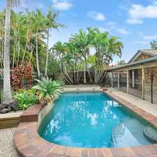 Rental info for Spacious family home in Mountain Creek in the Sunshine Coast area