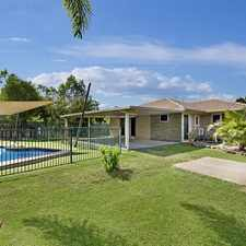 Rental info for Perfect Family Home in the Townsville area