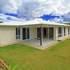 Rental info for Brand New Executive Home in the Yeppoon area