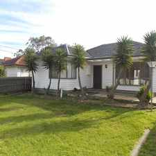 Rental info for IMMACULATE AND QUALITY 4 BEDROOM FAMILY HOME