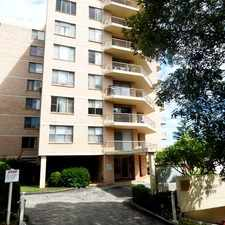 Rental info for Top Floor Apartment With Magnificent Views in the Gosford area