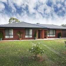 Rental info for Spacious 3 Br Home - LEASED in the Adelaide area