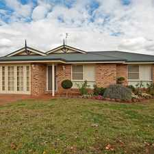 Rental info for Well Presented Family Home in the Toowoomba area