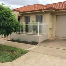 Rental info for Chic Townhouse in the Mildura area