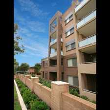 Rental info for Well Presented 2 Bedroom Unit, Close To All Amenities in the Blacktown area