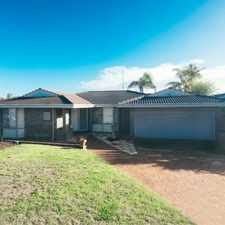 Rental info for LEASED LEASED LEASED - FIRST HOME OPEN in the Craigie area