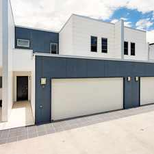 Rental info for A Modern Townhouse for the Modern Tenant in the Carina Heights area
