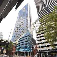 Rental info for BREATHTAKING VIEWS in the West Melbourne area