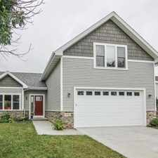 Rental info for 4 Bedroom-3 Bath Move-in Ready - Amish Made Cabinetry Throughout !