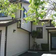Rental info for Nice Family Townhouse for rent. Single Car Garage!