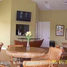 Rental info for 2080 Willow Hammock Cir 202E