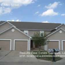 Rental info for 15412 E 48th Street in the Country Valley - Hawthorn Square area