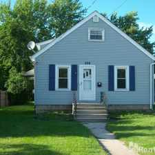 Rental info for 308 W 8th St S Menahsa, WI in the Menasha area