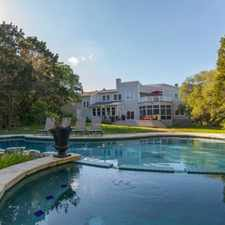 Rental info for Pre-ML's opportunity! Luxury Poolside Estate in the Austin area