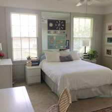Rental info for 600ft2 - Cozy apartment on Audubon park! Off street parking! Closet space! hide this posting restore in the Lakeview area