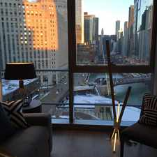 Rental info for Orleans St & W Merchandise Mart Plaza in the The Loop area