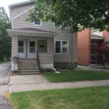 Rental info for 433 S. Quincy St.