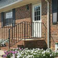 Rental info for Greenbrier Apartments