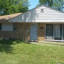 Rental info for 3 Bedroom 1 bath ranch - Park Forest in the Park Forest area