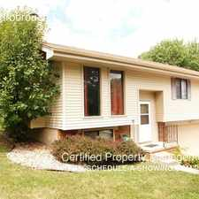 Rental info for 2206 Scarborough Dr