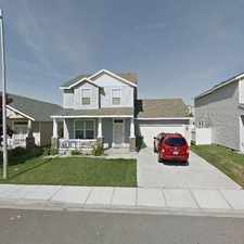 Rental info for Single Family Home Home in Pasco for For Sale By Owner