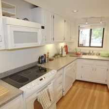 Rental info for 581 Mount Auburn Street in the West Cambridge area
