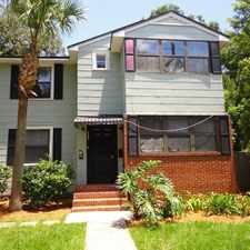 Rental info for Jacksonville Rental Finders in the San Marco area