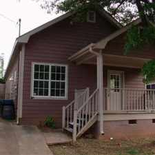 Rental info for Be in the heart of it all. Close to downtown. in the Vine City area