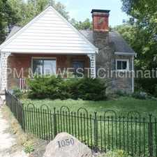 Rental info for Charming home awaits the perfect tenants! in the East Price Hill area