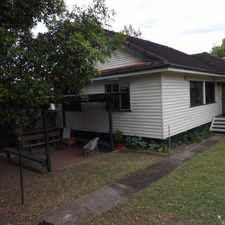Rental info for SPACIOUS TIMBER FAMILY HOME in the Wavell Heights area