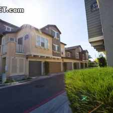 Rental info for Three Bedroom In Riverside in the Riverside area