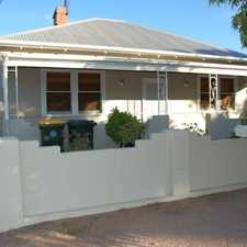 Rental info for Cottage on Flinders in the Port Augusta area