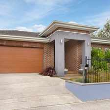 Rental info for 3 Bedroom Home Ex-Display! in the Melbourne area