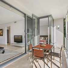 Rental info for STYLISH & SOPHISTICATED TWO BEDROOM APARTMENT in the Coogee area