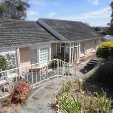 Rental info for HIGHBURY - 3 BEDROOM HOUSE