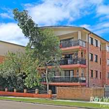Rental info for ACROSS FROM WESTFIELD!! in the Westmead area