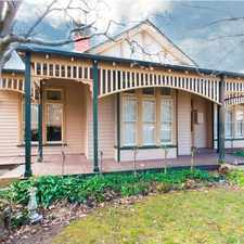 Rental info for Beautifully Family Home- Central Location! in the Ballarat area