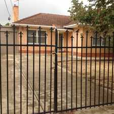 Rental info for 3 Bedroom home in Glynde in the Adelaide area