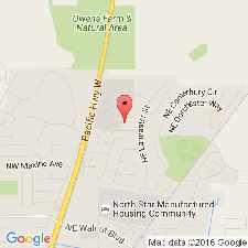 Rental info for 3228 NE Lancaster St